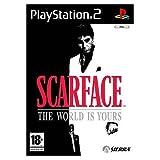 echange, troc Scarface PS2 Plat