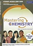 img - for MasteringChemistry with Pearson eText -- Standalone Access Card -- for Fundamentals of General, Organic, and Biological Chemistry (7th Edition) (MasteringChemistry (Access Codes)) book / textbook / text book