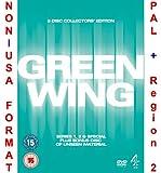 Liked Scrubs? Try Green Wing!   British Clack [51iAC8bh3LL. SL160 ] (IMAGE)