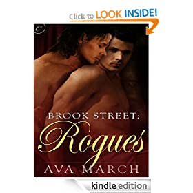 Brook Street: Rogues (Brook St. Trilogy)
