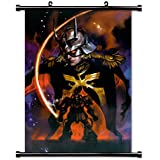 """Mobile Suit Gundam Anime Fabric Wall Scroll Poster (32"""" x 46"""") Inches"""