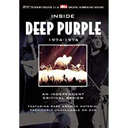 Inside Deep Purple 1974-1976
