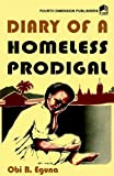 img - for Diary of a Homeless Prodigal book / textbook / text book