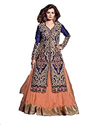 Shree Fashion Women's Shree Fashion Women's wedding gown Net