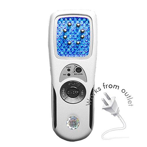 Blue Photon Light Microcurrent Face Massager