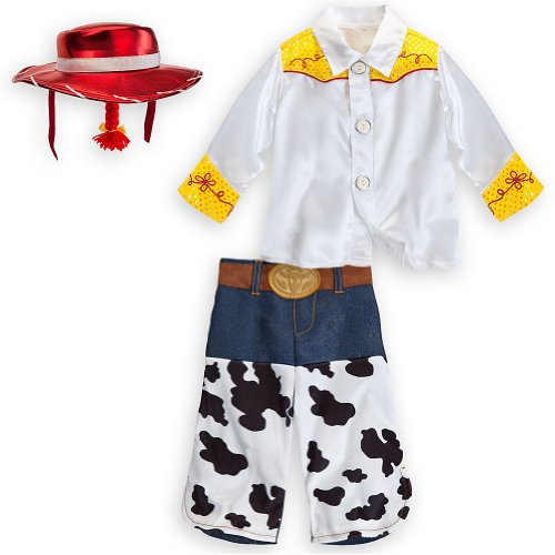 Disney Store Toy Story Jessie Cowgirl Halloween Costume Toddler Size 2T