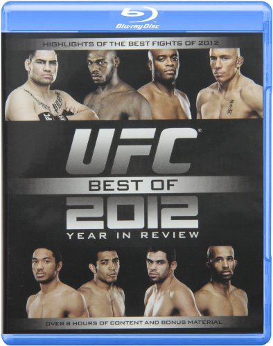 UFC Best of 2012: Year in Review [Blu-ray], Ufc