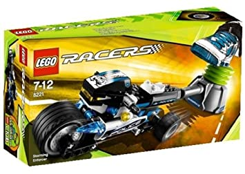 LEGO Racers - 8221 - Jeu de Construction - Le Bulldog