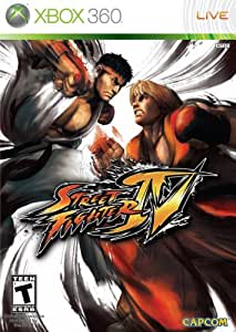 Street Fighter 4 - Xbox 360
