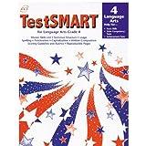 TestSMART Language Arts Grade 4:Help for Basic Language Arts Skills, State Competency Tests, Achievement Tests