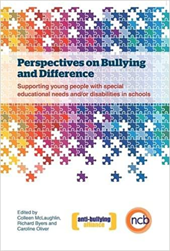 Book cover: perspectives on bullying and difference