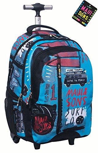Maui & Sons - TROLLEY MULTIT. SURF - 339-84074