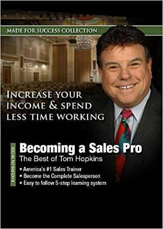 Becoming a Sales Pro: The Best of Tom Hopkins (Made for Success Collection) (Made for Success Collections)