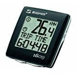 Sigma BC 1609 Cadence Bicycle Speedometer Sigma