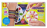 ALEX® Toys - Do-it-Yourself Wear Friendship Bracelet Wheel Kit with Material for (10) Bracelets, 137W