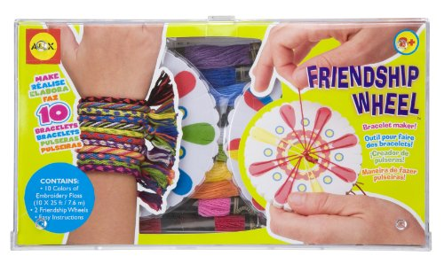 ALEX Toys Do-it-Yourself Wear Friendship Wheel
