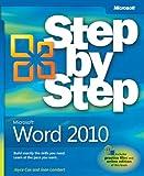 Microsoft® Word 2010 Step by Step (Step by Step (Microsoft)) (0735626936) by Cox, Joyce