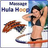Massage Hula Hoop with 35 Acu-pressure balls, 0.8kg