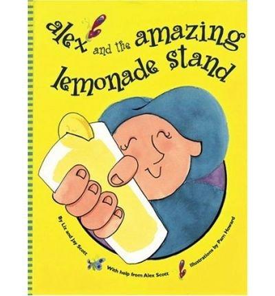Alex and the Amazing Lemonade Stand (Hardback) - Common (Alex Lemonade Stand compare prices)