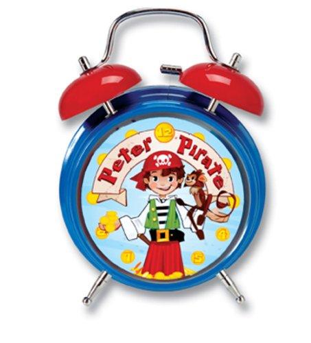 Schylling Peter Pirate Alarm Clock