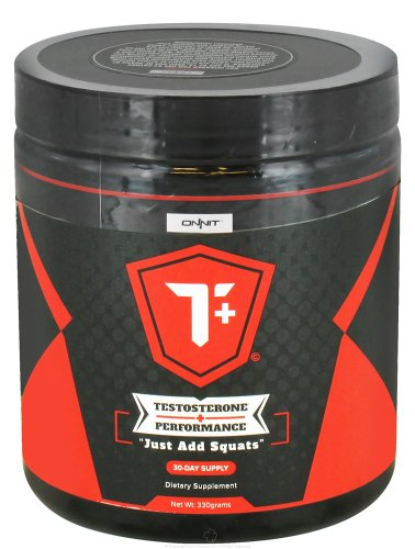 Onnit  T+ Testosterone Performance -- 330 g