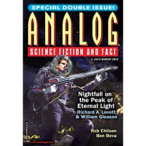Analog Science Fiction and Fact - Stanley Schmidt
