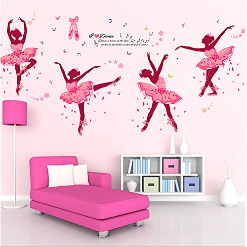 brooke-celine-home-decoration-wall-stickers-pink-ballet-girls-home-decor-removable-wallpapers-for-ki