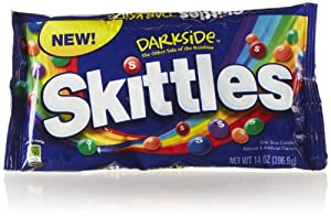 Skittles Darkside, 14 Oz