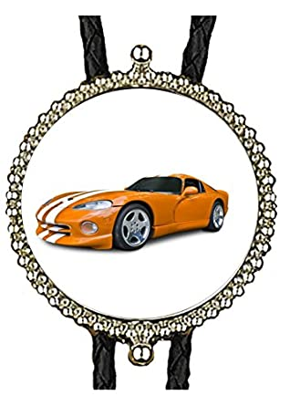 Made Bolo Tie Vintage and Classic Cars Photos Photographs Bolo Ties