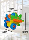 DZT1968 Christmas Gift Disassembly Plane Design Educational toys for children Kids