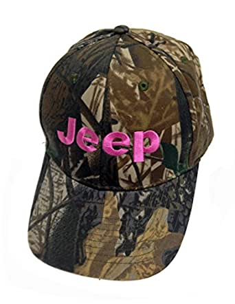 jeep pink camo hat at s clothing store