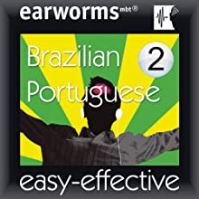 Rapid Brazilian, Volume 2 Audiobook by  earworms Publishing Narrated by Ligia Goncalves