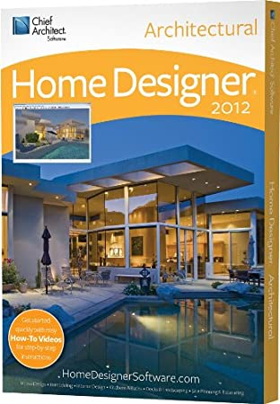 Home Designer Architectural 2012 [Old Version]