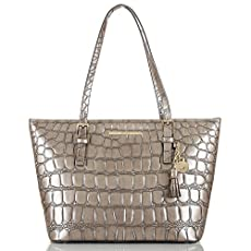 Medium Asher Tote<br>Taupe Lisbon