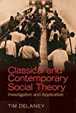 Image of Classical and Contemporary Social Theory: Investigation and Application