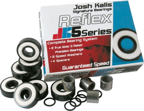 Reflex Abec-5 Kalis Signature Bearings (Reflex Bearings compare prices)