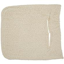 "San Jamar 835PG Terry Cloth Pan Grabber with Slit, 11"" Length x 10"" Width (Pack of 12)"