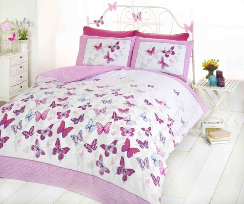 Butterfly Duvet Cover Set