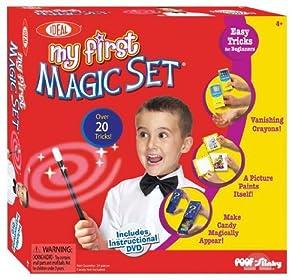 POOF-Slinky 0C486 Ideal My First Magic Set with Ryan Oakes Instructional DVD. Magician, Trick bébé, nourrisson, enfant, jouet