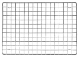 Städter 464056 Kuchengitter, chrom / silber, 44,6 x 28,8 x 1,5 cm,