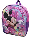 Disney Minnie Mouse  Bowtique Toddler 11  Mini Backpack
