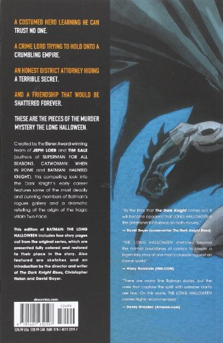 PDF Free Batman: The Long Halloween by DC Comics