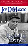 Baseball for Everyone (0071413073) by Joe DiMaggio