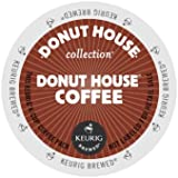 Donut House Collection Coffee, Keurig K-Cups, 72 Count