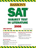 img - for Barron's How to Prepare for the SAT Subject Test in Literature, 3rd Edition (Barron's SAT Subject Test Literature) by Christina Myers-Shaffer M.Ed. (2006-08-01) book / textbook / text book