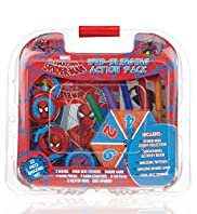 Marvel Amazing Spiderman Web-Slinging Action Pack Toy