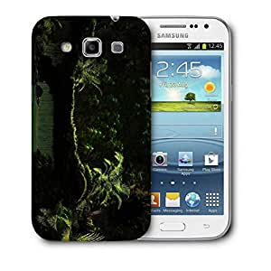 Snoogg Small Trees Printed Protective Phone Back Case Cover For Samsung Galaxy Samsung Galaxy Win I8550 / S IIIIII