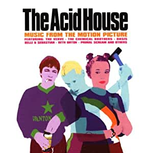 Various artists acid house music for Acid house soundtrack