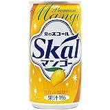 富永貿易 スコールマンゴー 185ml×30缶