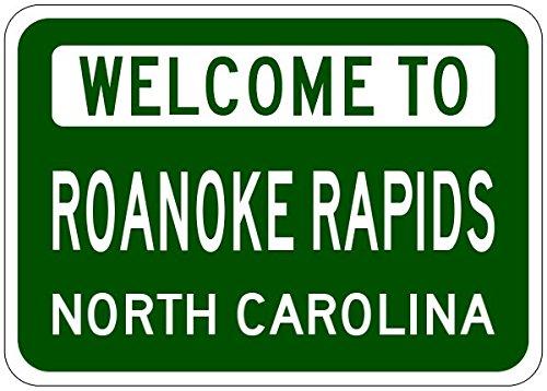 Roanoke Rapids Sign